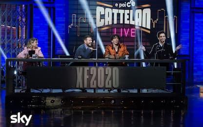 X Factor, ecco i nuovi giudici: Emma, Hell Raton, Manuel e Mika. LIVE