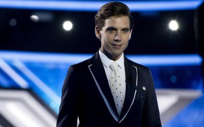 Mika torna a X Factor: è uno dei quattro giudici. FOTO