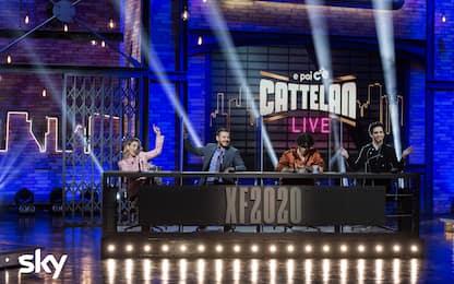 EPCC, le foto della decima puntata con i giudici di X Factor