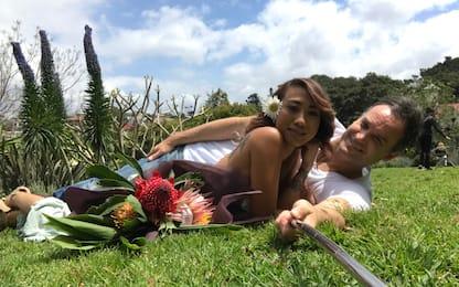 Matrimonio a prima vista Australia, colazione sull'erba