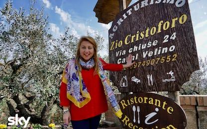 4 Ristoranti in Cilento: Agriturismo Zio Cristoforo
