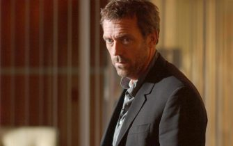 """HOUSE:  When the pain in House's (Hugh Laurie) leg increases he thinks it could be the nerves regenerating in the HOUSE episode """"Skin Deep"""" airing Monday, Feb. 20 (8:00-9:00 PM ET/PT) on FOX.  ©2006 Fox Broadcasting Co.  Cr:  Richard Foreman/FOX"""