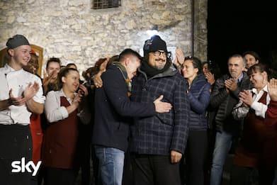 4 Ristoranti, l'intervista a Luca, vincitore dell'ultima puntata