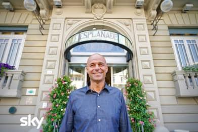 Bruno Barbieri 4 Hotel in Versilia, l'intervista al vincitore