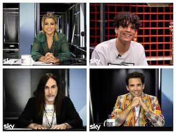 Emma, Hell Raton, Manuel, Mika: quattro giudici a caccia di talenti