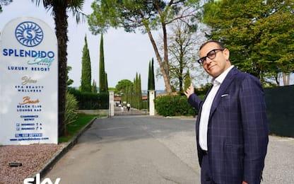 Bruno Barbieri 4 Hotel sul Lago di Garda, l'intervista al vincitore