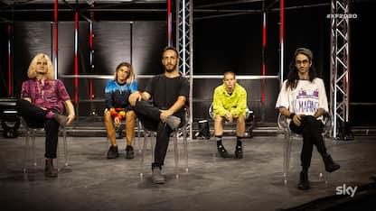Le foto della seconda puntata di Bootcamp a X Factor 2020