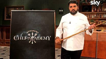 Antonino Chef Academy, al via la  seconda edizione