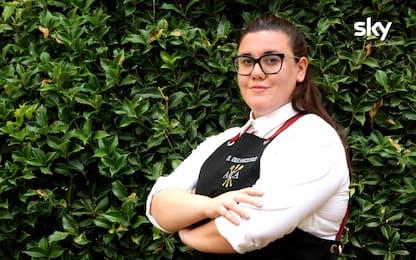 Antonino Chef Academy, chi è Sharon Delvecchio