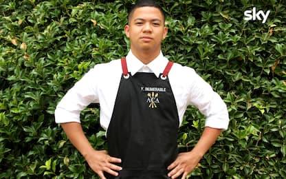Antonino Chef Academy, chi è Yvonne Inumerable
