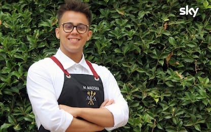 Antonino Chef Academy, chi è Michele Macchia