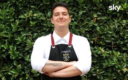 Antonino Chef Academy, chi è Matteo Pasutti