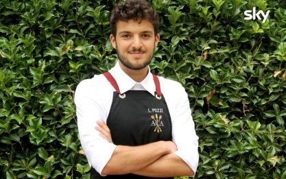 Antonino Chef Academy, chi è Lorenzo Pozzi