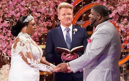 A MasterChef USA, scene da un matrimonio