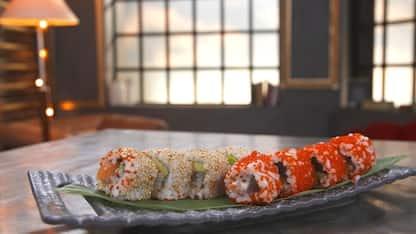 Alessandro Borghese Kitchen Sound, quando il sushi si fa rock