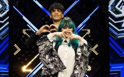 """Hell Raton e Casadilego cantano """"Stan"""" alla finale di X Factor 2020"""