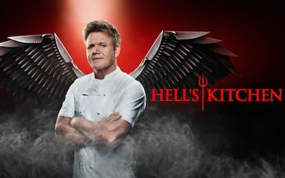 Hell's Kitchen Usa 19, le sfide ricominciano su Sky Uno