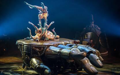 "Aspettando ""Cirque du Soleil – Luzia"", su Sky Uno"