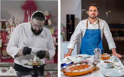 """Roberto Rinaldini e Andrea Tortora presentano """"Dolci di Pasqua"""""""