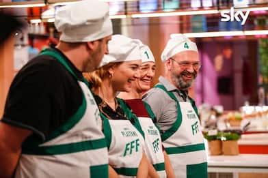 Family Food Fight 2, chi sono gli eliminati della puntata 3