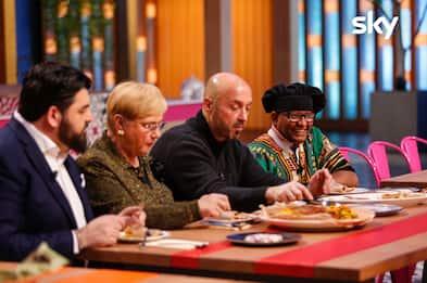 Family Food Fight 2, cos'è successo nella quarta puntata