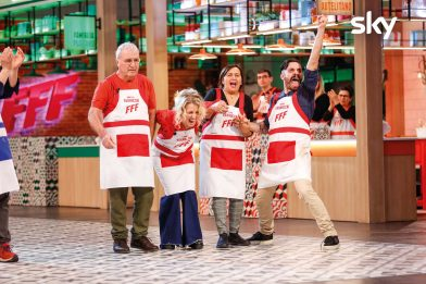 Family Food Fight 2: la semifinale riassunta in 20 foto
