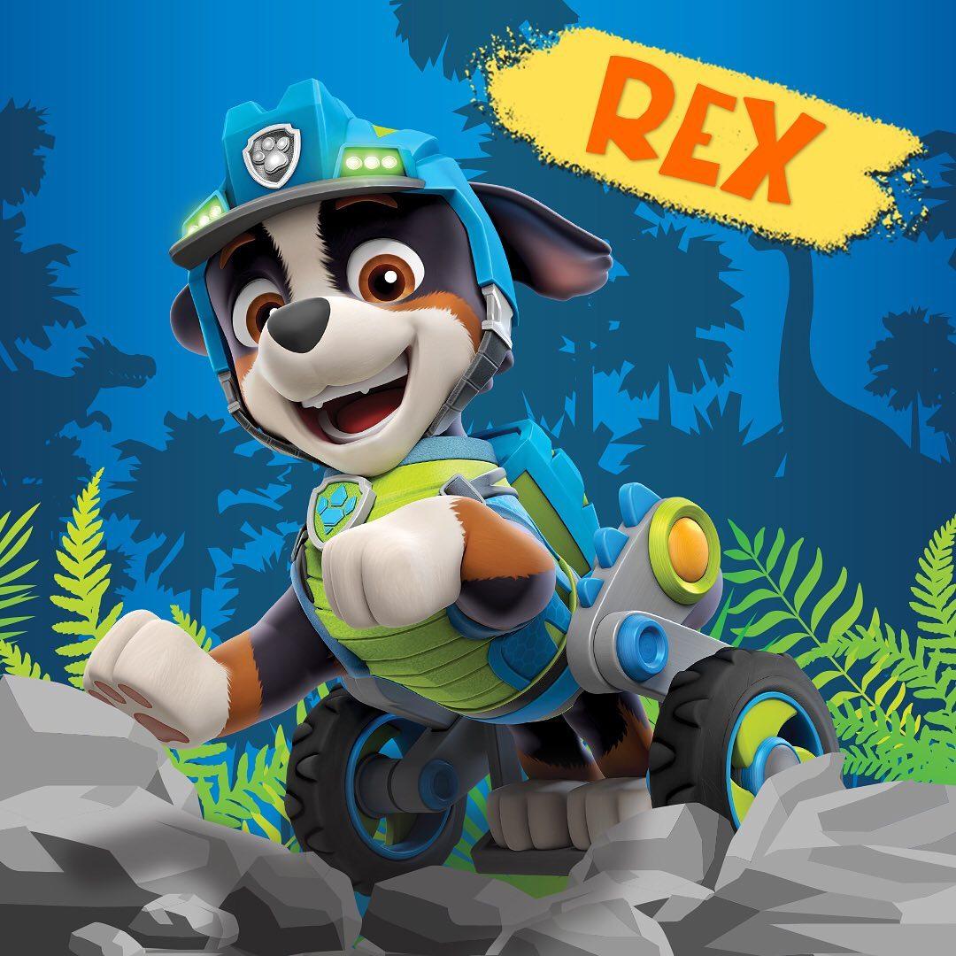 PAW Patrol è pronta a lanciare un nuovo personaggio: REX