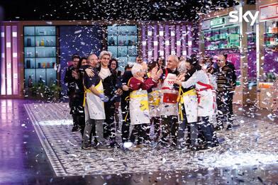 Family Food Fight, la famiglia Dall'Argine trionfa in finale