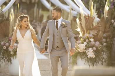 Matrimonio a Prima Vista Australia, gli sposi della prima puntata