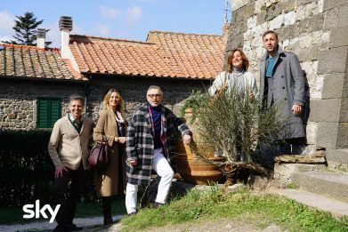 4 Hotel in Toscana: la seconda puntata in 20 foto