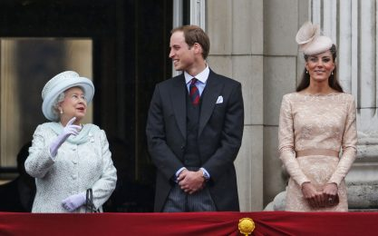 """""""The Royals - Amori a corte"""", al via su Sky Uno la seconda stagione"""