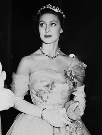 France Paris Princess Margaret