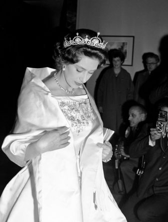 Princess Margaret in Italy