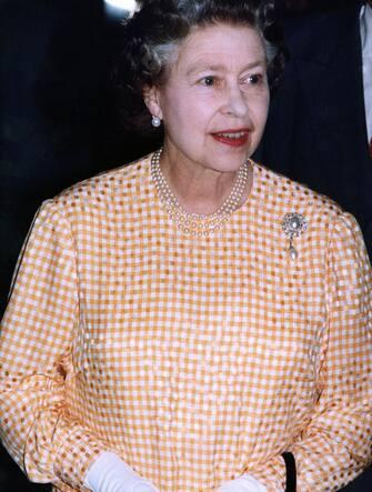London Queen Elizabeth II