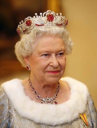Slovenia British Queen