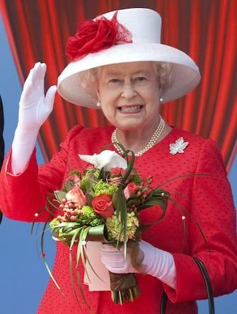 Canada Queen Visit