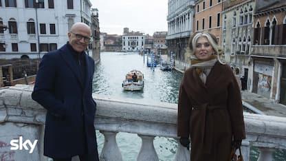 Un sogno in affitto 2: Paola Marella a Venezia. FOTO