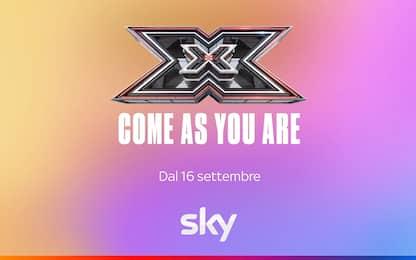 X Factor 2021, il primo teaser: si parte il 16 settembre