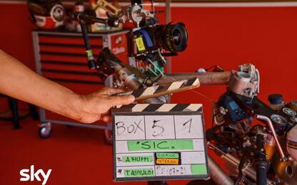 Sic, in corso le riprese del documentario su Marco Simoncelli