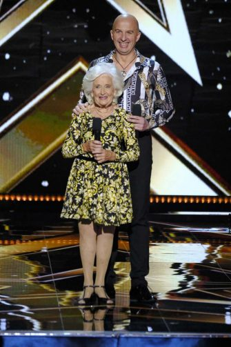 AMERICA'S GOT TALENT: THE CHAMPIONS -- VTR 2 -- Pictured: Paddy and Nicko -- (Photo by: Trae Patton/NBC)