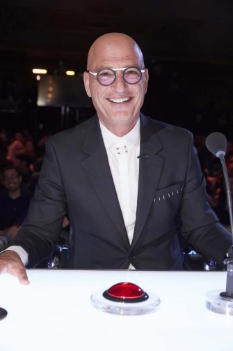 AMERICA'S GOT TALENT: THE CHAMPIONS -- VTR 2 -- Pictured: Howie Mandel -- (Photo by: Trae Patton/NBC)