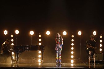 AMERICA'S GOT TALENT: THE CHAMPIONS -- VTR 2 -- Pictured: Angelina Jordan -- (Photo by: Trae Patton/NBC)