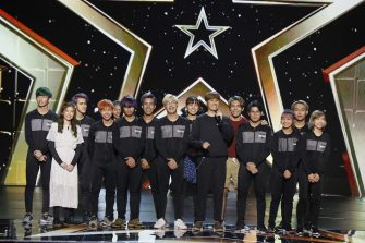 AMERICA'S GOT TALENT: THE CHAMPIONS -- VTR 2 -- Pictured: Junior Creative -- (Photo by: Trae Patton/NBC)