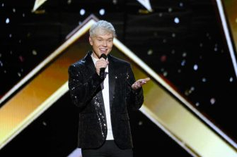 AMERICA'S GOT TALENT: THE CHAMPIONS -- VTR 2 -- Pictured: Jack Vidger -- (Photo by: Trae Patton/NBC)