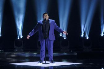 """AMERICA'S GOT TALENT: THE CHAMPIONS -- """"The Champions Two"""" Episode 201 -- Pictured: Luke Islam -- (Photo by: Trae Patton/NBC)"""