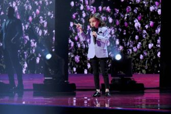 """AMERICA'S GOT TALENT: THE CHAMPIONS -- """"The Champions Four"""" Episode 204 -- Pictured: JJ Pantano -- (Photo by: Trae Patton/NBC)"""