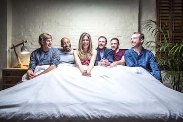 Ep1.  Trystan, Michael, Amy, Scott, Christian and Glen.