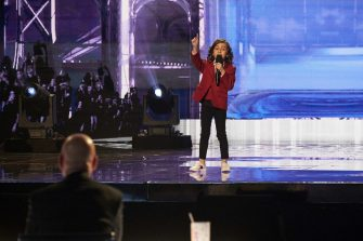 """AMERICA'S GOT TALENT: THE CHAMPIONS -- """"The Champions Semi Finals"""" Episode 205 -- Pictured: JJ Pantano -- (Photo by: Tina Thorpe/NBC)"""