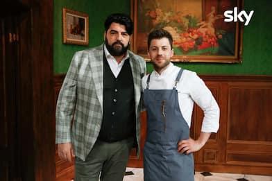 Antonino Chef Academy 3, le foto della terza puntata