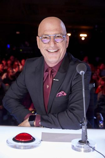 """AMERICA'S GOT TALENT: THE CHAMPIONS -- """"The Champions Finals"""" Episode 206 -- Pictured: Howie Mandel -- (Photo by: Trae Patton/NBC)"""